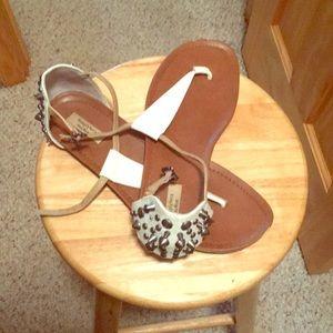 Spikes sandals